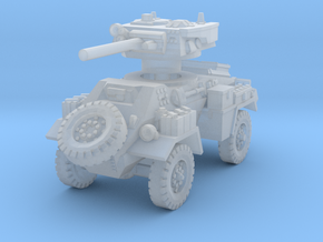 Humber Mk II 1/220 in Smooth Fine Detail Plastic