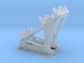 1/144 RGM-84 HARPOON Launcher in Smoothest Fine Detail Plastic