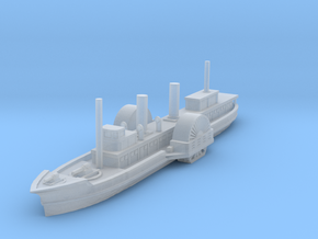 1/1200 USS Quaker City (Mount Organise) in Smooth Fine Detail Plastic