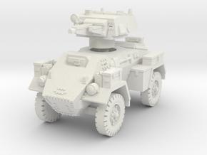 Fox Armoured Car 1/56 in White Natural Versatile Plastic