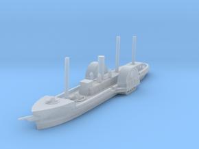 1/1000 USS Florida (Republique) in Smooth Fine Detail Plastic