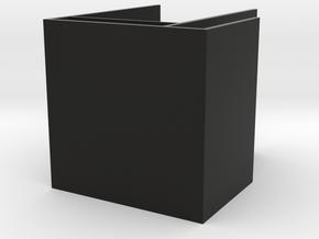 Paper storage in Black Natural Versatile Plastic