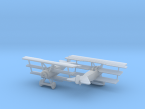 Fokker Dr1 1/200 scale in Smooth Fine Detail Plastic