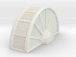 Industrial Turbine 1/56 in White Natural Versatile Plastic