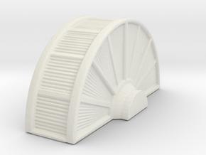 Industrial Turbine 1/144 in White Natural Versatile Plastic