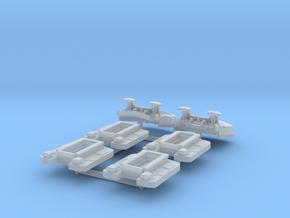 RRR kit pieces faces echelle N in Smoothest Fine Detail Plastic