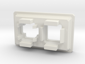 Cherry MX and Kailh key switch opener / popper in White Natural Versatile Plastic
