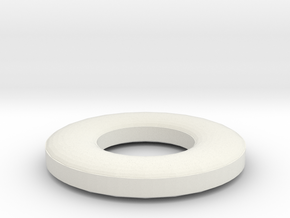 little circle in White Natural Versatile Plastic: Small