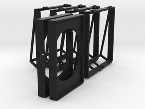 Beovox C75 cx100 Speaker grill  in Black Natural Versatile Plastic