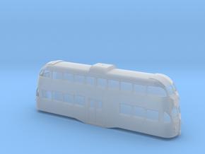 Blackpool Balloon Tram N Gauge in Smooth Fine Detail Plastic: 1:148