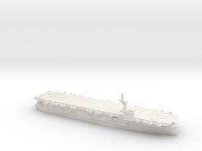 USS Bismarck Sea (CVE-95) in White Natural Versatile Plastic