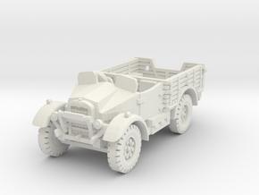 Morris CS8 (open) 1/56 in White Natural Versatile Plastic