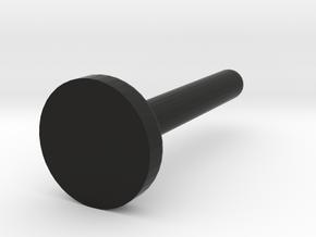 Napkin holder in Black Natural Versatile Plastic