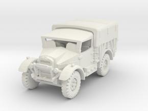Morris CS8 (closed) covered 1/100 in White Natural Versatile Plastic