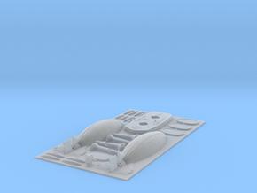 Rocketmen Terran/Rebel Cruiser in Smooth Fine Detail Plastic