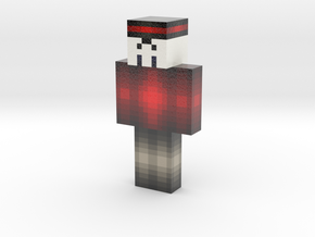 CavesLab | Minecraft toy in Glossy Full Color Sandstone