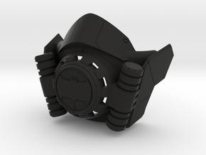 Batman Rebreather 1:6 in Black Natural Versatile Plastic