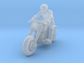 Harley Rider 1:160 N in Smooth Fine Detail Plastic
