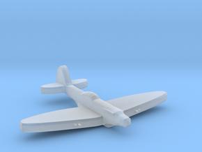 Supermarine SeaFire Mk XV 1:1200 WW2 in Smooth Fine Detail Plastic