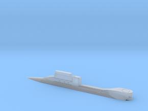 DE Ty 206 WL- 1800 in Smooth Fine Detail Plastic