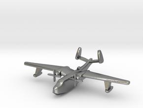 US Martin PBM5 Mariner seaplane bomber 1:1200 WW2 in Natural Silver