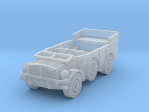 horch 108 1/200 in Smooth Fine Detail Plastic