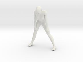 Printle N Femme 1293 - 1/24 - wob in White Natural Versatile Plastic