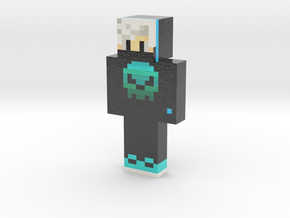 TheRealBexxi | Minecraft toy in Glossy Full Color Sandstone