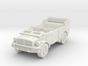 Horch 108A 1/76 in White Natural Versatile Plastic
