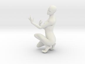 Printle N Femme 1298 - 1/24 - wob in White Natural Versatile Plastic