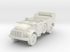 Steyr 1500 1/56 in White Natural Versatile Plastic