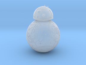 1:48 / 1:50 BB-8 in Smooth Fine Detail Plastic