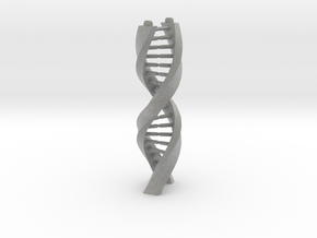 Stackable DNA in Metallic Plastic