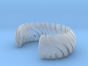 TIGER CUFF MEDIUM in Smooth Fine Detail Plastic