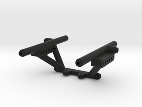 Rear Brace for Drop Bed for Axial Capra in Black Natural Versatile Plastic