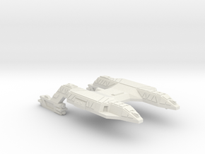 3788 Scale Lyran Refitted Panther-V Light Carrier  in White Natural Versatile Plastic