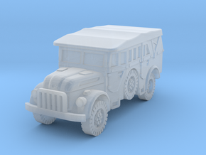 Steyr 1500 (covered) 1/144 in Smooth Fine Detail Plastic