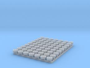 Aluräder PKW in Smoothest Fine Detail Plastic