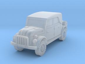 steyr 1500 kommandeurwagen (covered) 1/120 in Smooth Fine Detail Plastic