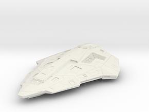 Python in White Natural Versatile Plastic