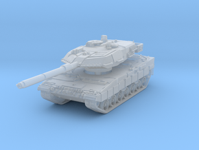 Leopard 2A6 1/285 in Smooth Fine Detail Plastic