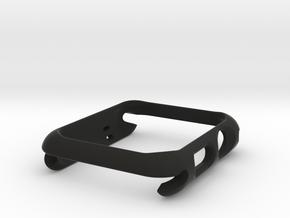 Series 2, 3 Apple Watch 42mm in Black Natural Versatile Plastic
