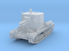 Bishop Tank 1/144 in Smooth Fine Detail Plastic