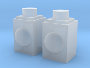 OO Scale GWR Tail Lamps in Smoothest Fine Detail Plastic