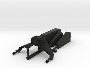 6K D-32 B'rel Light Cruiser in Black Natural Versatile Plastic