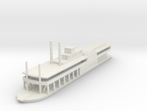 1/600 SS Sultana in White Natural Versatile Plastic