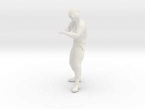 Printle C Homme 1031 - 1/24 - wob in White Natural Versatile Plastic