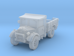 Fordson WOT-2E (open) 1/160 in Smooth Fine Detail Plastic