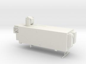 1/87 Scale HEMTT LASER Container in White Natural Versatile Plastic