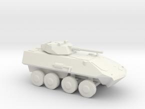 1/87 Scale LAV25 in White Natural Versatile Plastic